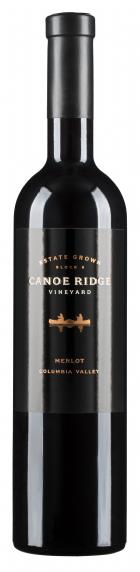 Canoe Ridge Vineyard Estate Merlot Bottle Preview