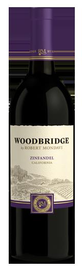 Woodbridge Zinfandel Bottle Preview