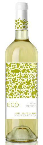 Pelee Island Winery Eco Vidal Riesling