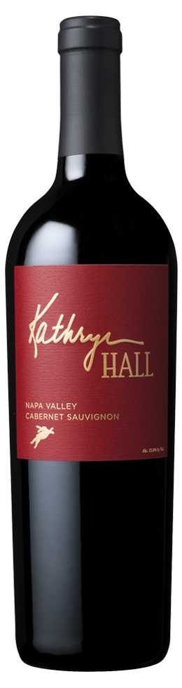 """HALL Napa Valley """"KATHRYN HALL"""" CABERNET SAUVIGNON Bottle Preview"""