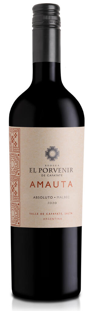 El Porvenir de Cafayate El Porvenir - Amauta Absoluto Malbec Bottle Preview