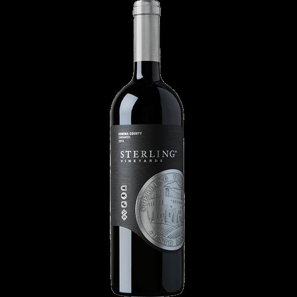 Sterling Vineyards Sonoma Zinfandel Bottle Preview