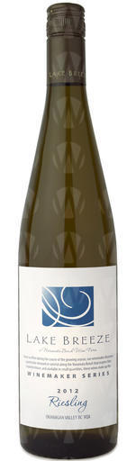 Lake Breeze Vineyards Dry Riesling