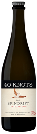 40 Knots Estate Winery Spindrift Limited Release