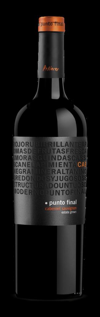 Bodega Renacer Punto Final Cabernet Sauvignon Bottle Preview