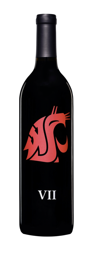 REININGER Winery WSU Cougar VII Bottle Preview