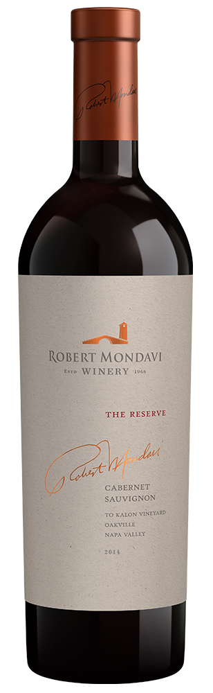 Robert Mondavi Winery Reserve To Kalon Vineyard Cabernet Sauvignon Bottle Preview