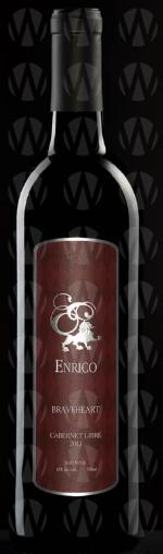 Enrico Winery Braveheart Cabernet Libre