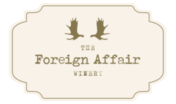 The Foreign Affair Winery Logo