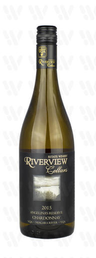 Riverview Cellars Estate Winery Angelina's Reserve Chardonnay