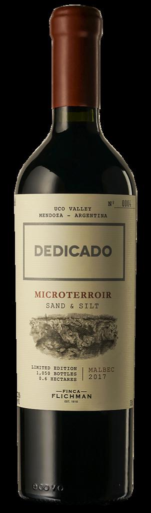 Finca Flichman Dedicado Microterroir Sand & Silt Bottle Preview