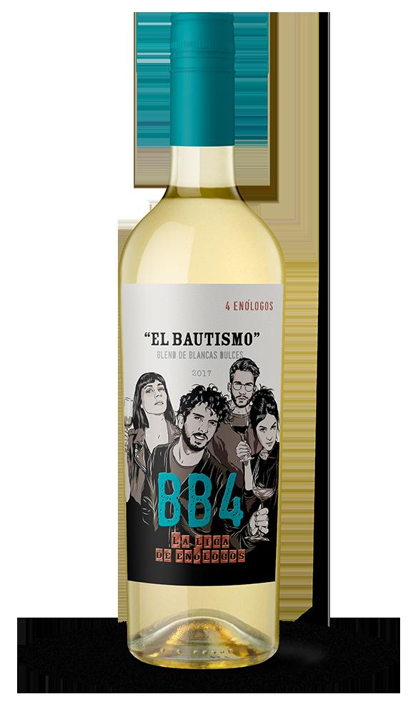 La Liga de Enólogos BB4 Bottle Preview