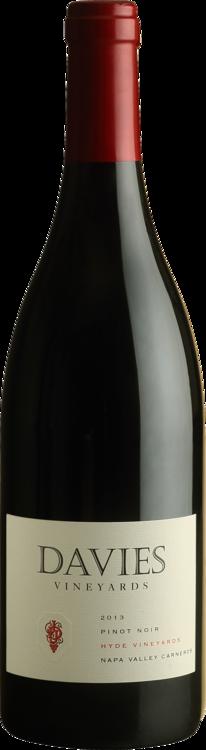 Davies Vineyards HYDE VINEYARDS PINOT NOIR Bottle Preview