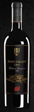 RD Winery Napa 88 Reserve Merlot Bottle Preview