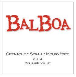 Balboa Winery Grenache-Syrah-Mourverdre Bottle Preview