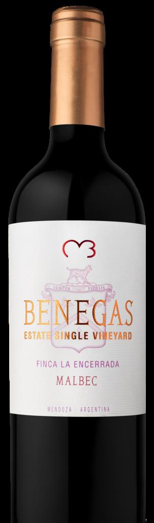 Benegas Benegas Single Vineyard Malbec Bottle Preview