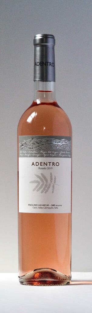 Vinos Adentro ADENTRO Rosado Bottle Preview
