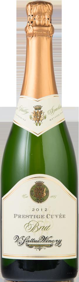V. Sattui Winery Prestige Cuvée Bottle Preview