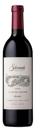 Silverado Vineyards Malbec Bottle Preview