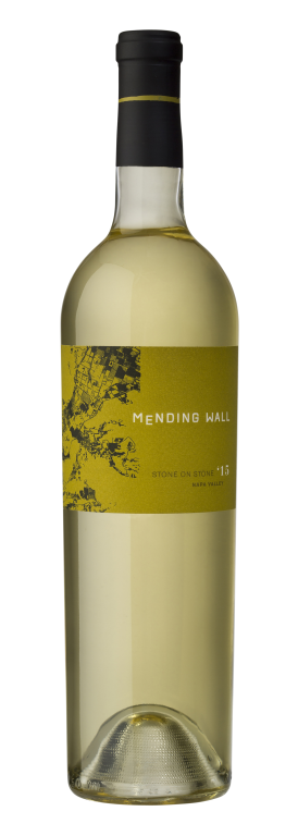 Mending Wall Stone on Stone Bottle Preview