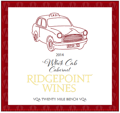 Ridgepoint Wines White Cabernet
