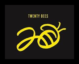20 Bees Logo