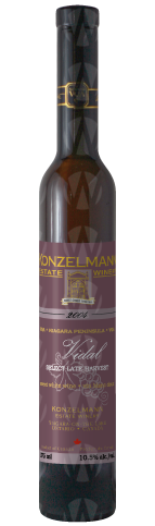 Konzelmann Estate Winery Vidal Select Late Harvest