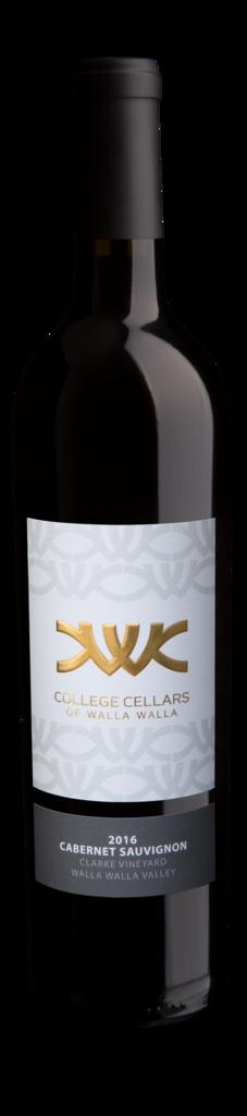 College Cellars of Walla Walla Estate Cabernet Sauvignon Bottle Preview