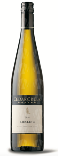 CedarCreek Estate Winery Riesling