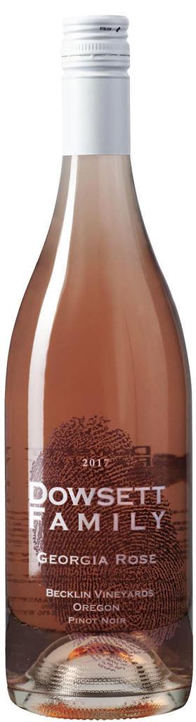 Georgia Rose Bottle