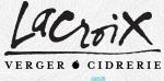 Verger Lacroix & Cidrerie Logo
