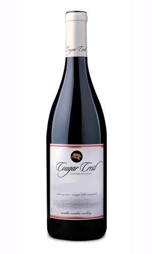 Cougar Crest Estate Winery Block 11 Syrah Bottle Preview
