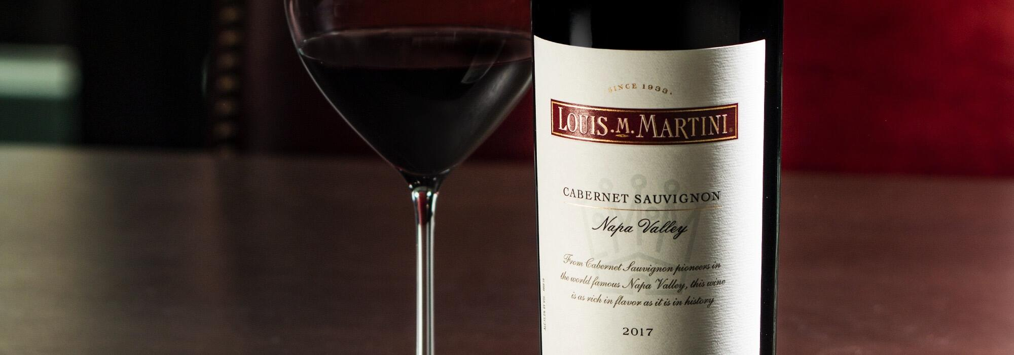 Louis M. Martini Winery Cover Image