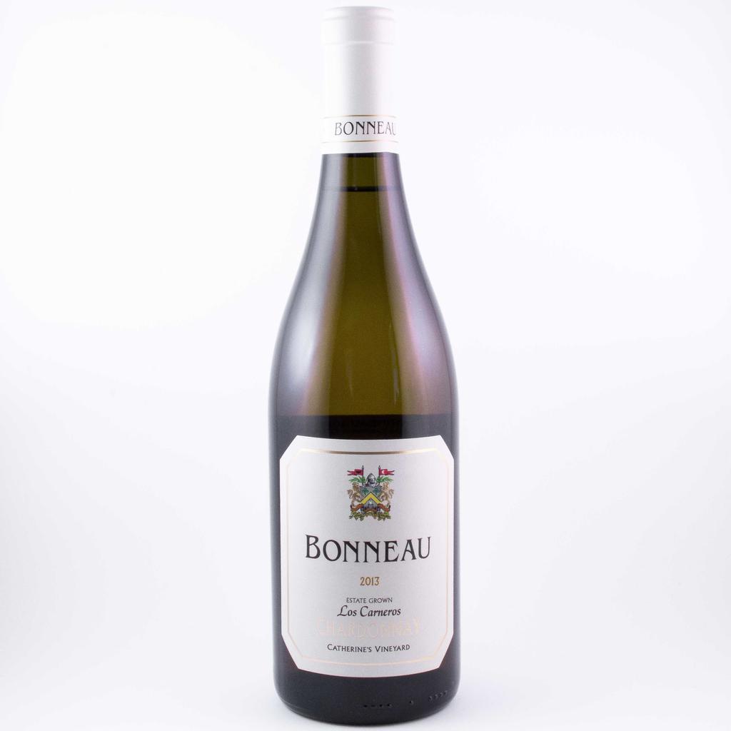 Bonneau Wines & Vineyard Los Carneros Chardonnay, Catherine's Vineyard - Bonneau Bottle Preview