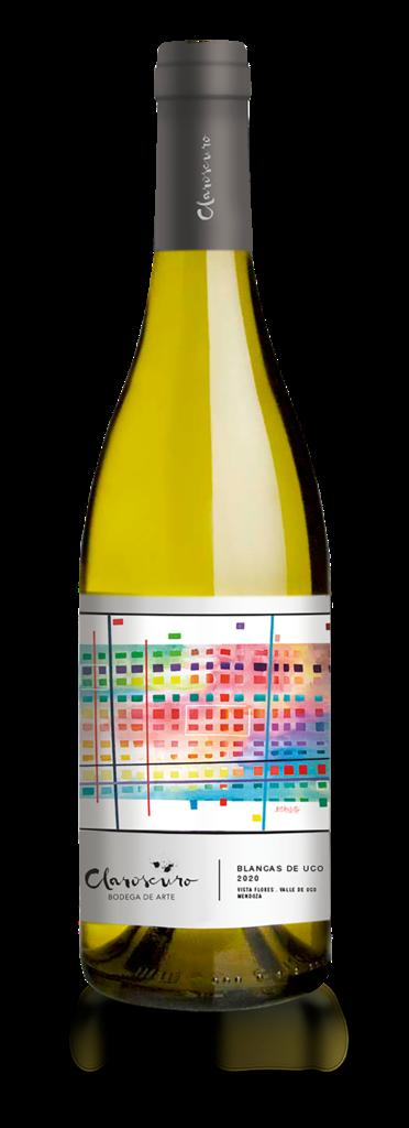 Bodega Claroscuro Claroscuro Blancas de Uco Bottle Preview