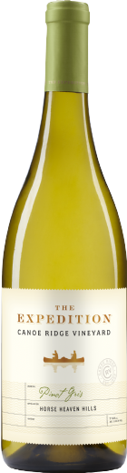 Canoe Ridge Vineyard The Expedition Pinot Gris Bottle Preview