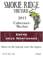 Smokie Ridge Vineyard Entre Deux Montagnes