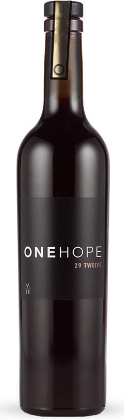 ONEHOPE 29 Twelve California Dessert Wine V.II Bottle Preview