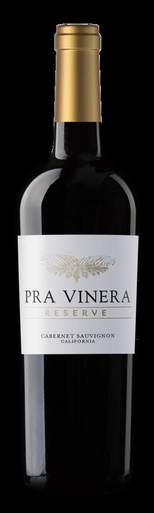 Pra Vinera Wines Pra Vinera California Reserve Cabernet Sauvignon Bottle Preview