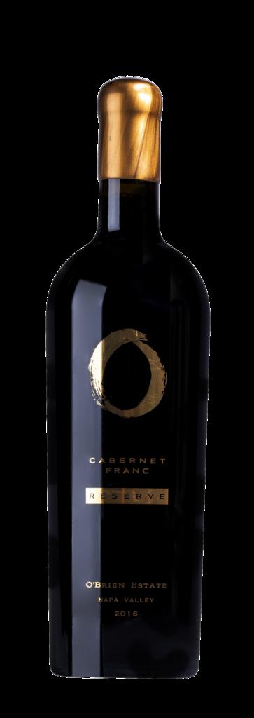 O'Brien Estate Reserve Cabernet Franc Bottle Preview