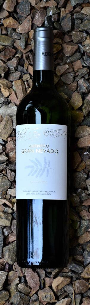 Vinos Adentro GRAN NEVADO Torrontés Bottle Preview