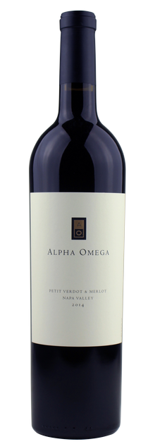 Alpha Omega Petit Verdot & Merlot Bottle Preview
