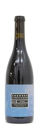Foundry Vineyards Syrah Bottle Preview