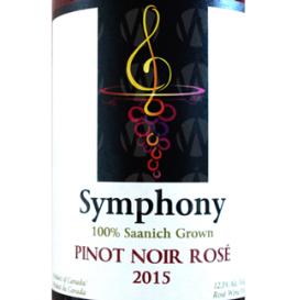 Symphony Vineyard Pinot Rosé