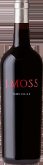 J. Moss 2016 Proprietors Reserve Cabernet Sauvignon (Silk Screen Bottle) Bottle Preview