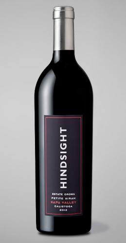 Hindsight Vineyards Estate Petite Sirah, Calistoga Bottle Preview