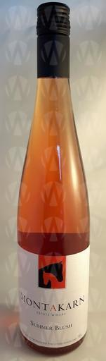Montakarn Estate Winery Summer Blush