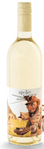 Blasted Church Vineyards Sauvignon Blanc