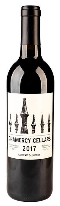 Gramercy Cellars Cabernet Sauvignon Bottle Preview
