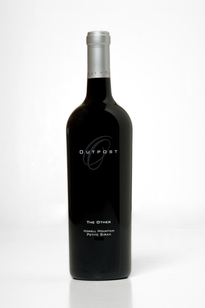 Outpost Wines Outpost 'The Other' Petite Sirah Bottle Preview